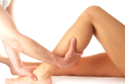 treatments heel calves feet pain